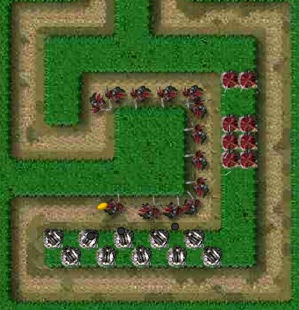 Warcraft.Tower Defense